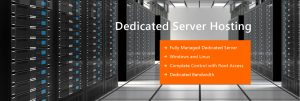 Linux dedicated Server Hosting - Parkinhost