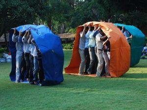 Corporate Team building activity - Ridgegap.com